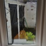 Smashed window repaired North shields