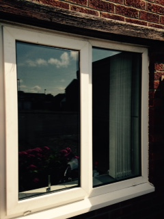 Misted Glass repair Whitley bay