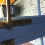 UPVC window handle repair wallsend
