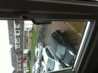 UPVC window repair in Blyth