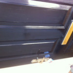 Door repair in Gosforth