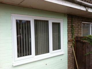Double glazed window Whitley bay