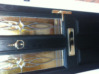 Door furniture replaced in Whitley bay