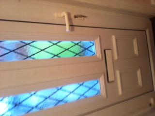 UPVC door repaired in North shields