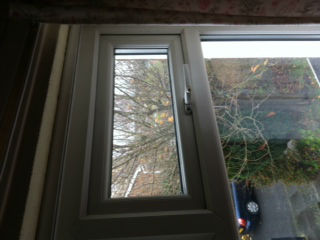 UPVC window repair Longbenton