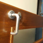 Door handles replaced in Wallsend