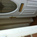 Door repair in Wallsend