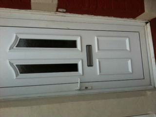 UPVC door panel repaired North shields