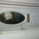 Broken glass repaired North shields