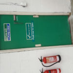Door repair North shields (2)
