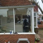 Failed double glazing replaced Whitley bay