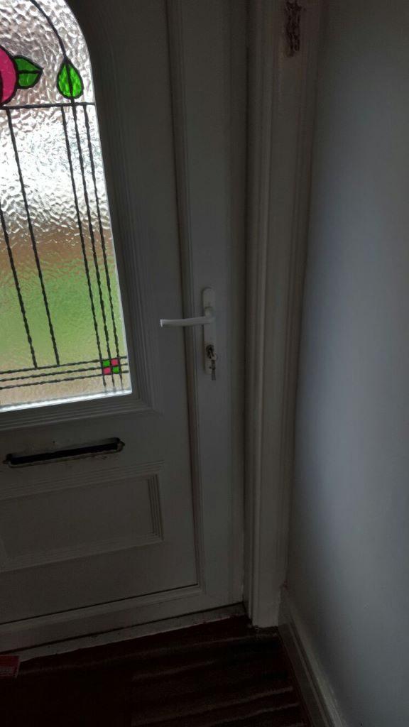 Door repair in Newcastle