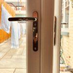 Door repair west allotment Newcastle