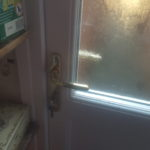 UPVC door locks changed Whitley bay