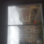 Steamed up failed double glazing Gosforth
