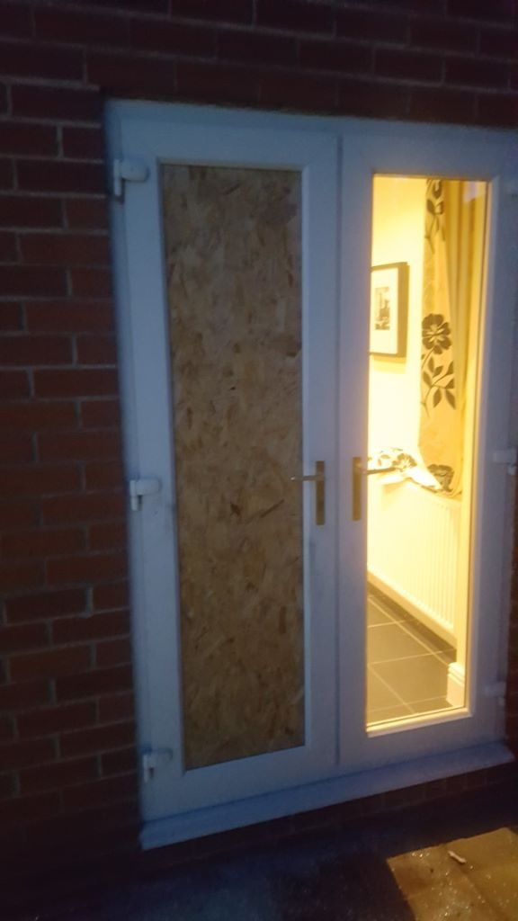 UPVC door repair Wallsend