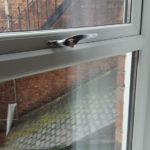 Window handle repaired North shields
