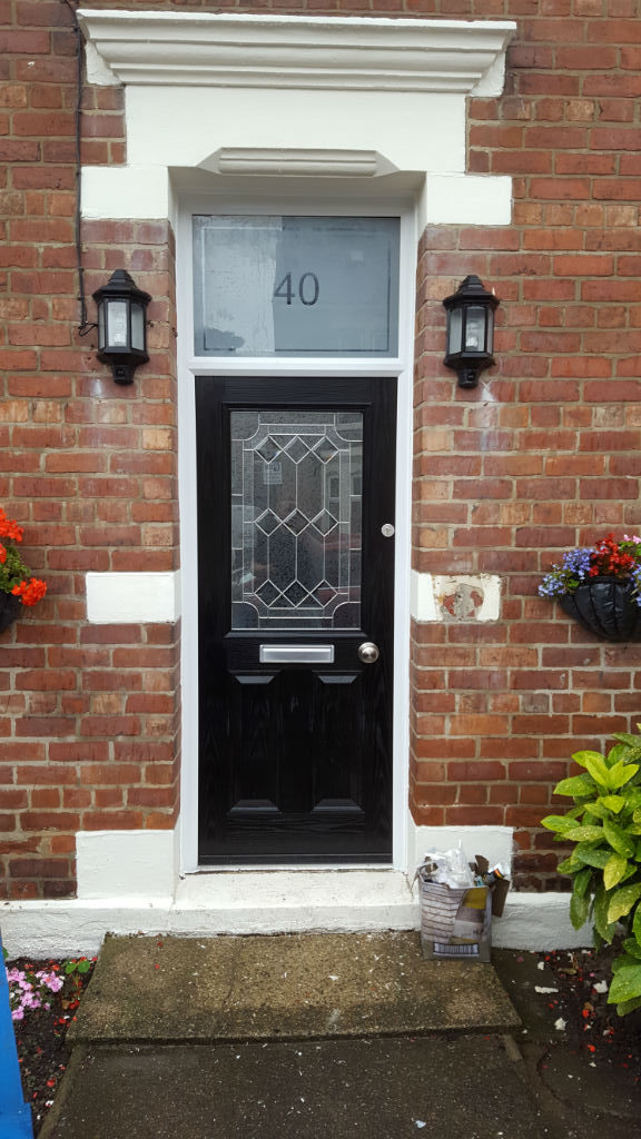 new Composite door fitted in Whitley bay (1)