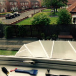 Glass repairs Wallsend
