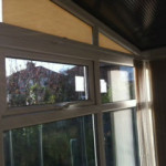 Misted glass repair in Newcastle