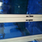UPVC french doors repaired in whitley bay