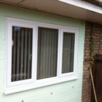 UPVC window fitted Whitley bay