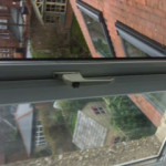 UPVC window repaired in Wallsend