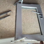 Window hinges repaired in Gateshead