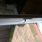 French doors repaired