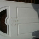 UPVC Door panel replaced Wallsend