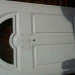 UPVC Door panel replaced Wallsend