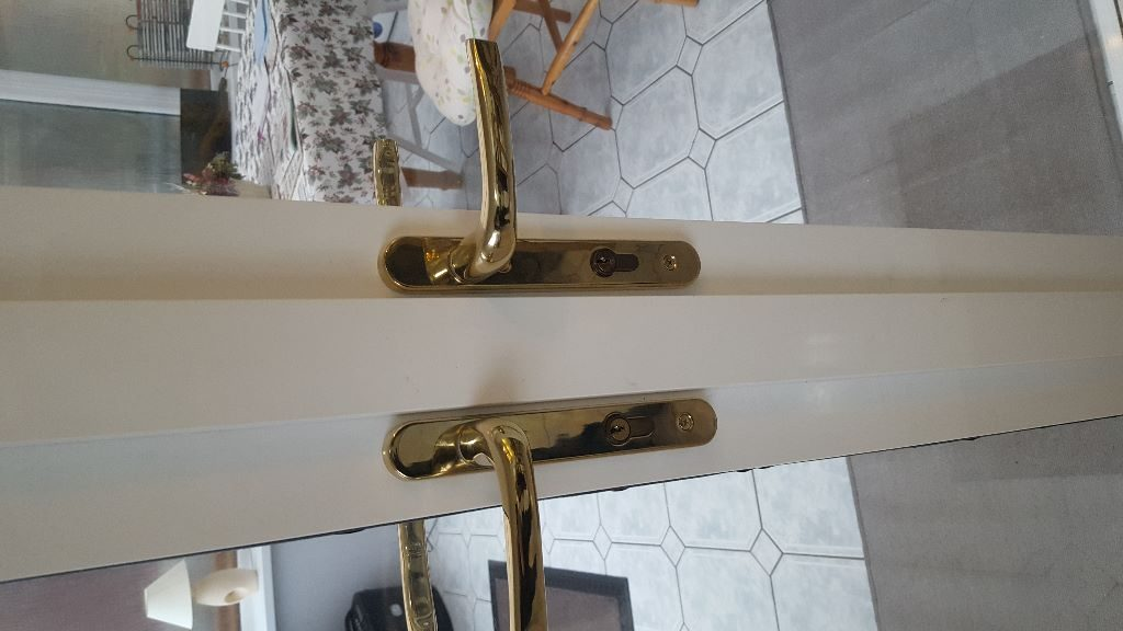 UPVC door handles repaired in Soith shields