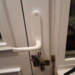 UPVC door repair in Whitley bay