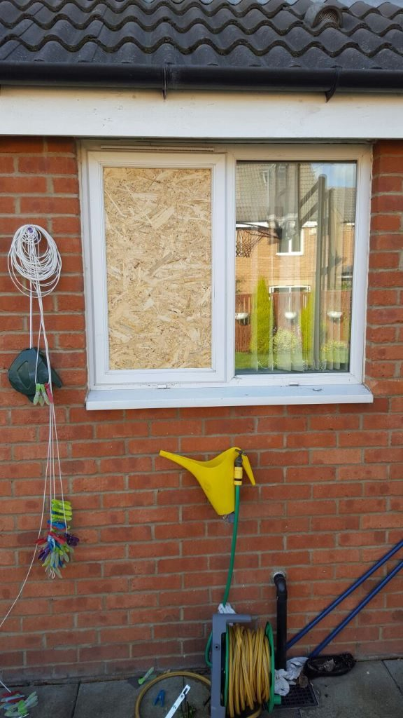 Window repair Newcastle