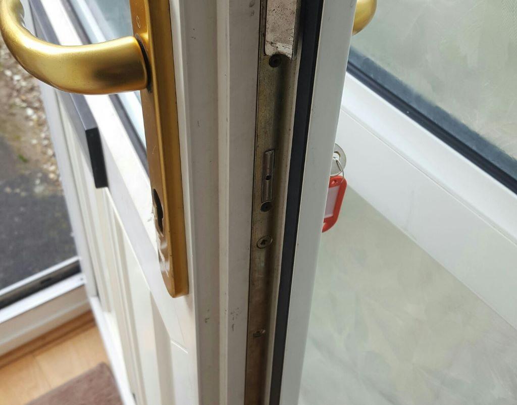 UPVC door repair in Sunderland