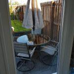 Double glazed window replaced Wallsend