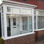 broken window replaced in Newcastle upon Tyne