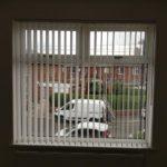 Window hinge repair