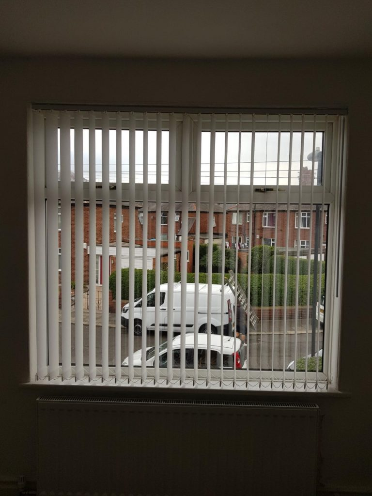 Steamed up double glazing replaced in Wallsend