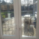 UPVC French doors repaired