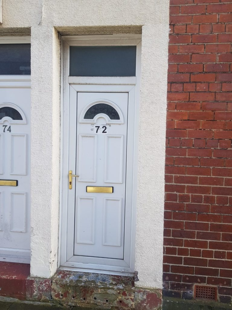 Door repair North shields