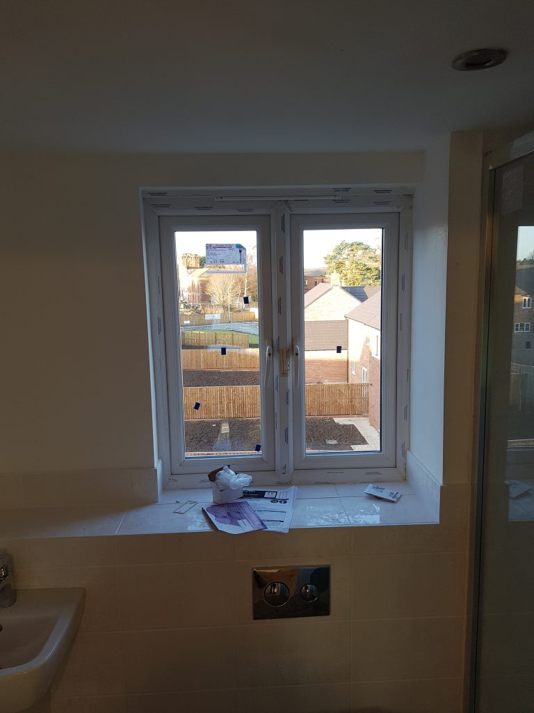 UPVC window Newcastle