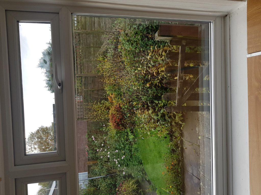 double glazing repaired in Cramlington