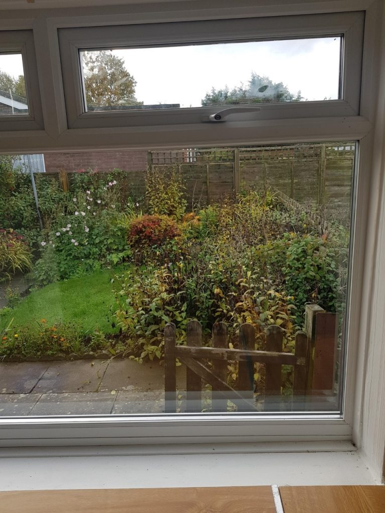 double glazing repaired in Cramlington