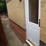 New door Newcastle