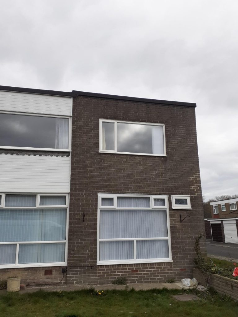 Steamed Window replacement Cramlington