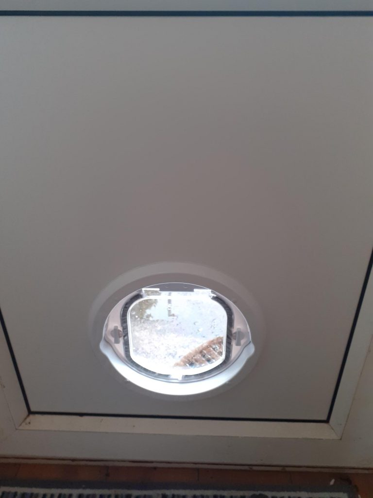 cat flap fitted Wallsend