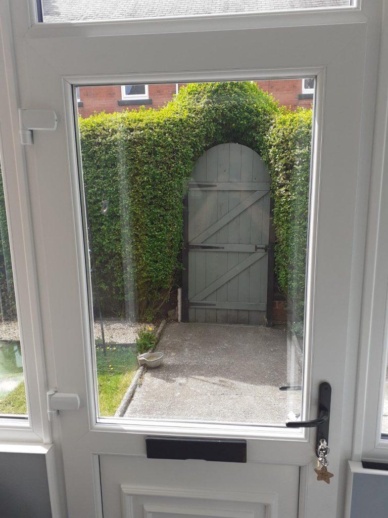 New door glass newcastle